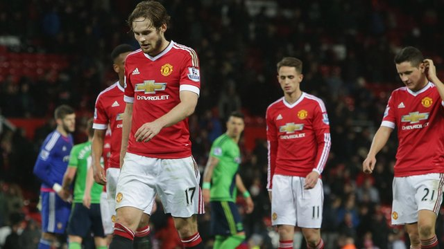 Are Manchester United stuck in the past?