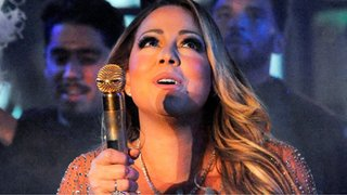 BBC - Newsbeat - Mariah Carey calls New Year's Eve show 'horrible' after technical difficulties