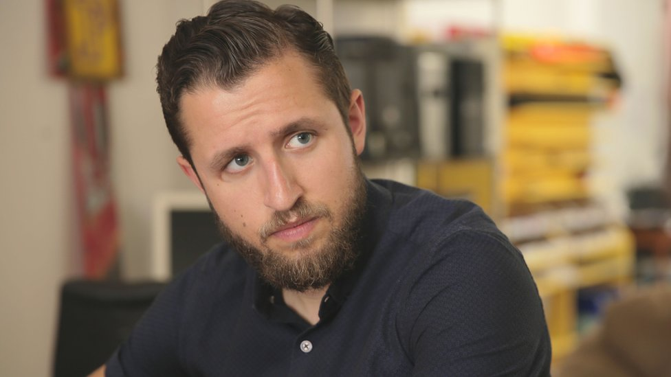 Ben Makuch of Vice takes on police in Supreme Court