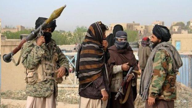 رهبر طالبان: درخت بکارید تا زمین زیبا شود