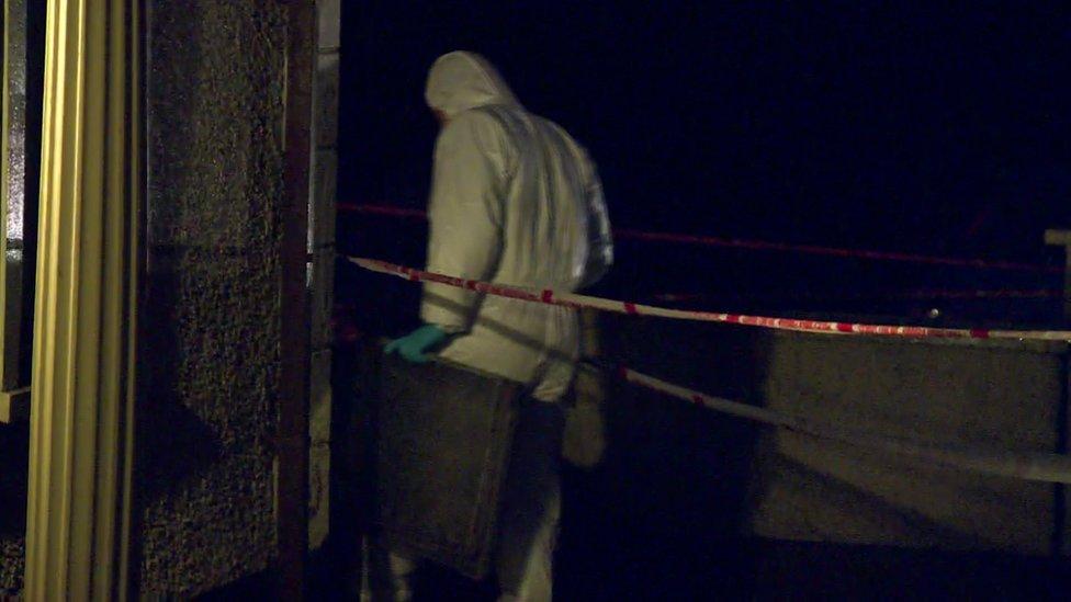 Man found shot dead in County Antrim home