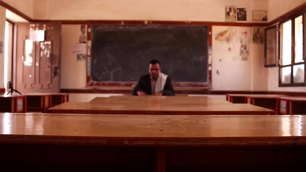 Yemen air strike: The school that's lost 42 children