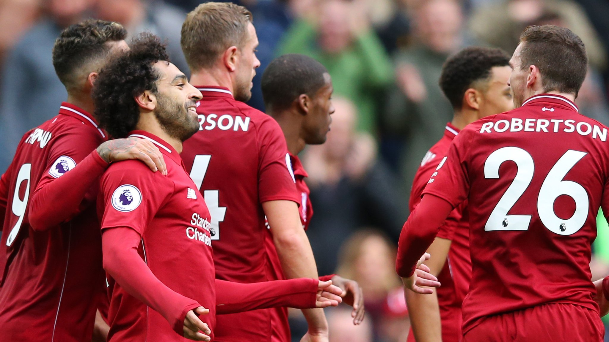 Liverpool 3-0 Southampton: Reds ease past Saints for seventh straight win