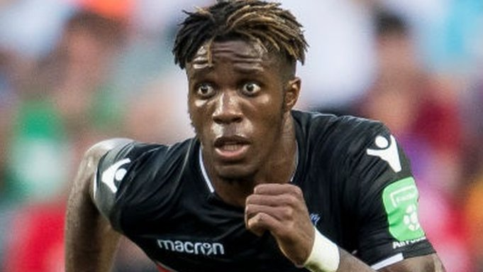 Wilfried Zaha: Crystal Palace winger says Man Utd and Liverpool fans called him 'black monkey'