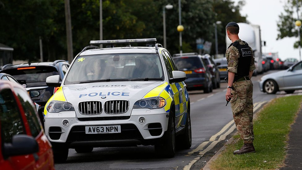 RAF Marham abduction suspects 'part of larger team'
