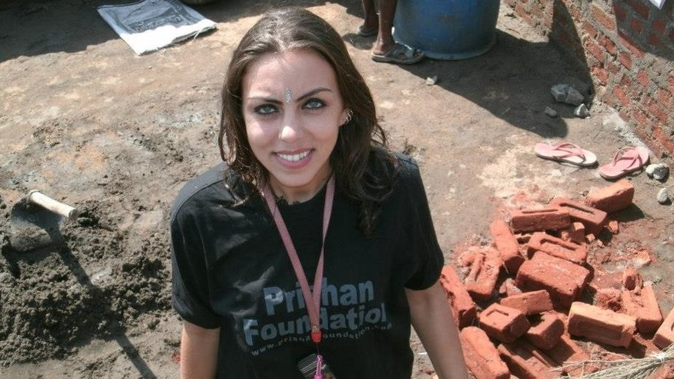 British aid worker's 'painful wait' for justice in India
