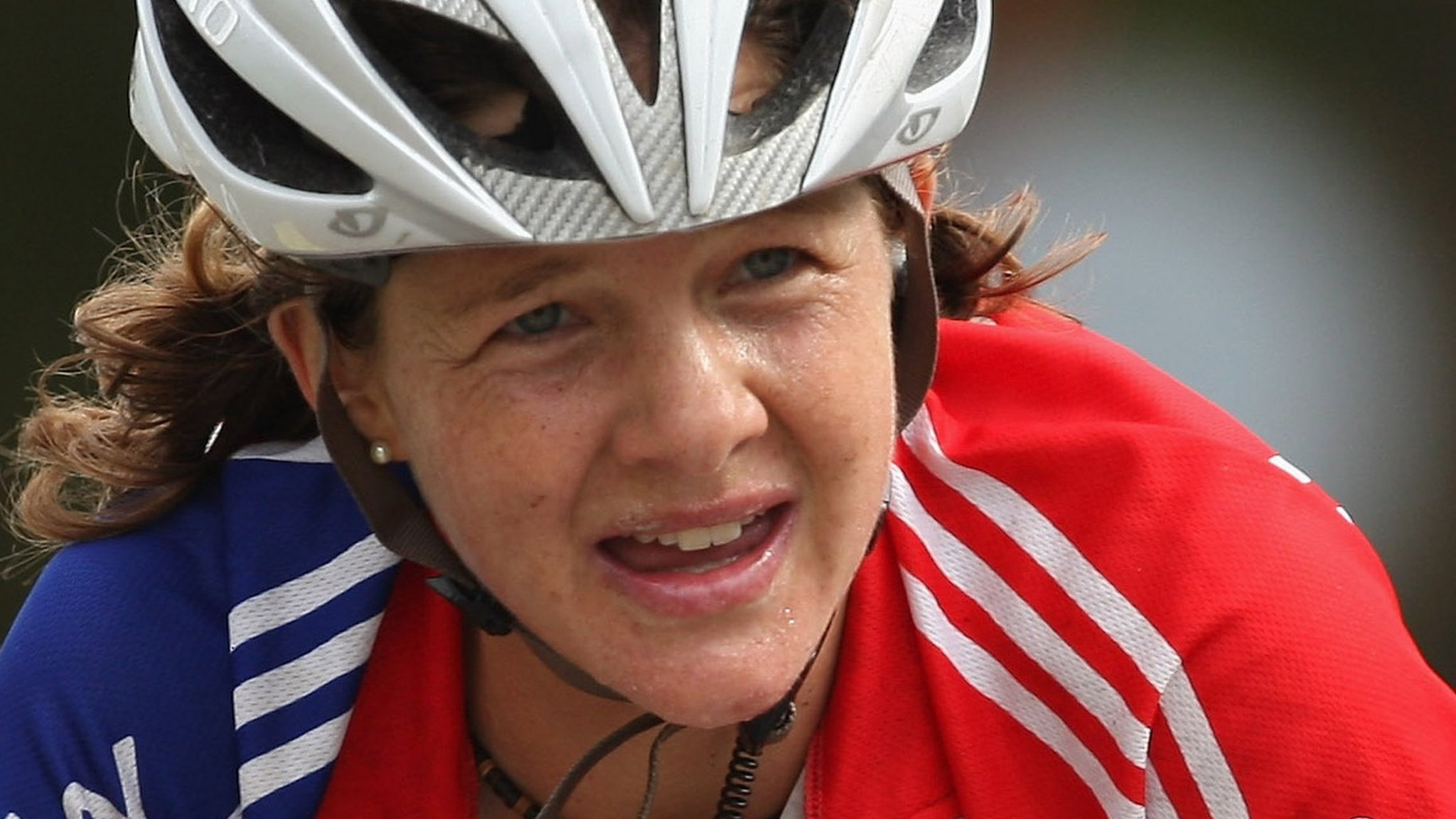 I didnt think I was high risk - cyclist Laws aims to raise cancer awareness
