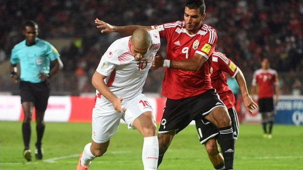 be809d24b Tunisia line up Turkey as part of their World Cup preparations ...