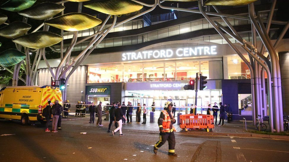 'Tấn công acid' ở đông London: sáu người bị thương