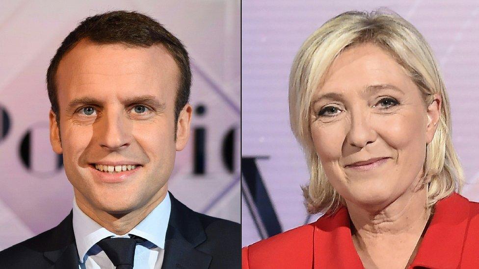 Tin tặc Nga 'tấn công chiến dịch của Macron'