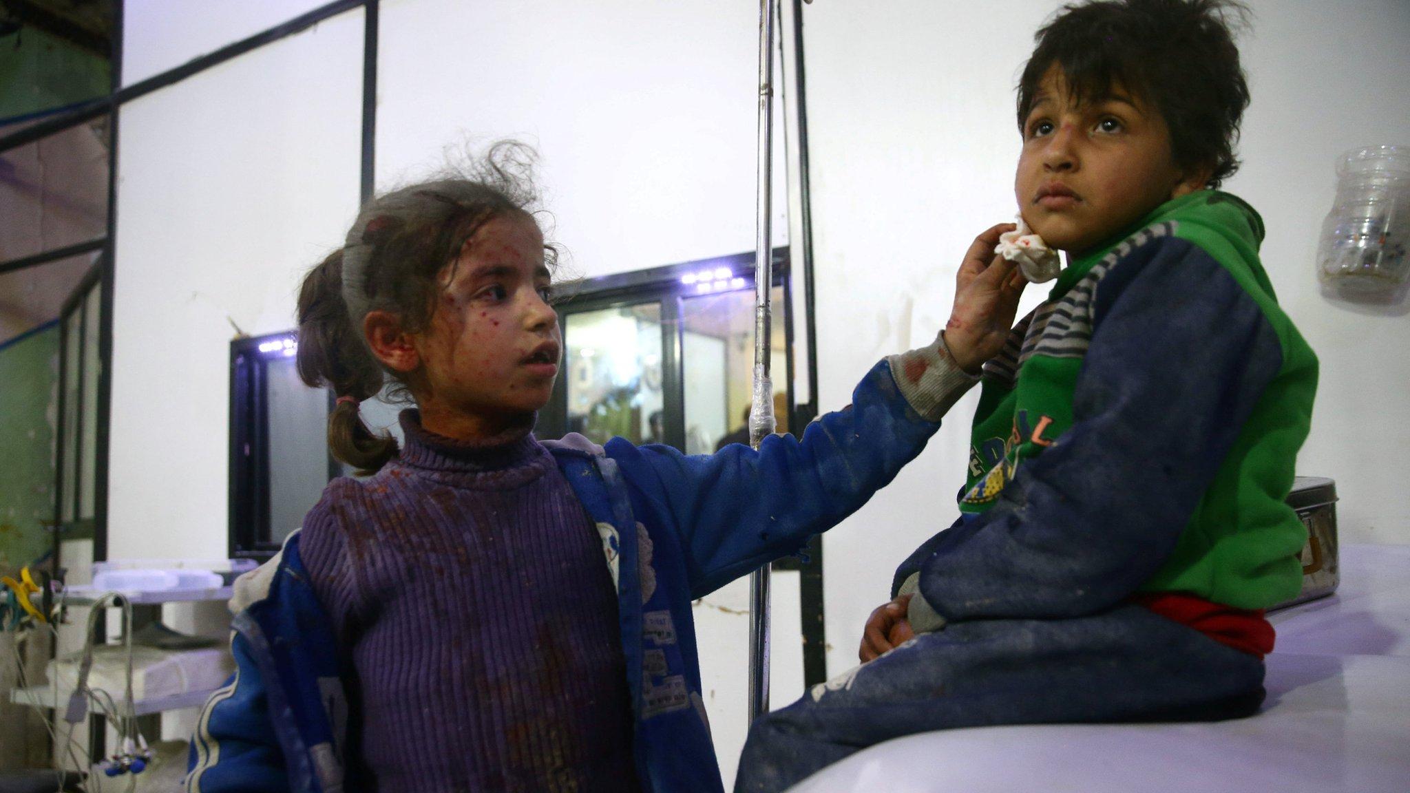 مجلس الأمن يؤجل التصويت على الهدنة الإنسانية في سوريا