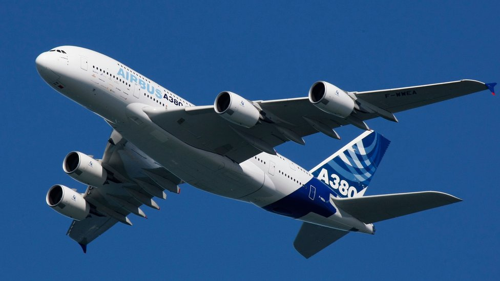 Airbus scraps A380 superjumbo jet as sales slump