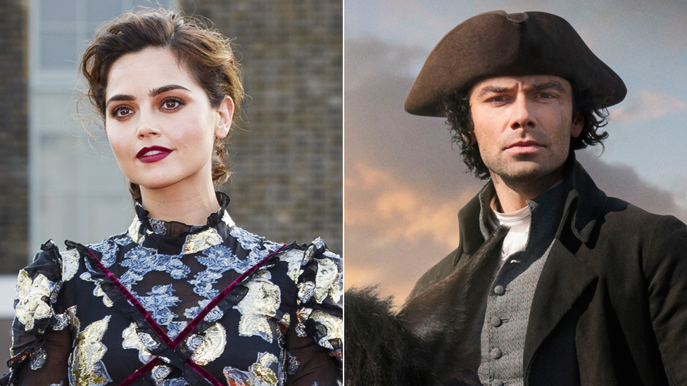 Victoria and Poldark both attract 5 million viewers