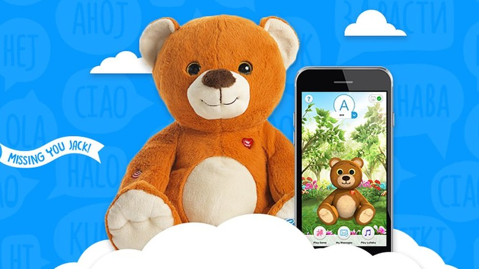 Amazon And Ebay Pull Cloudpets Smart Toys From Sale Bbc News