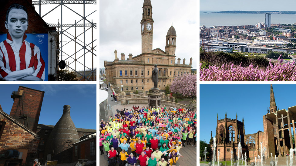 UK City of Culture 2021: The contenders