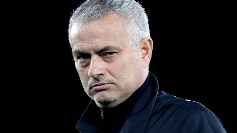 Man Utd 'far' from being built in my image - Mourinho