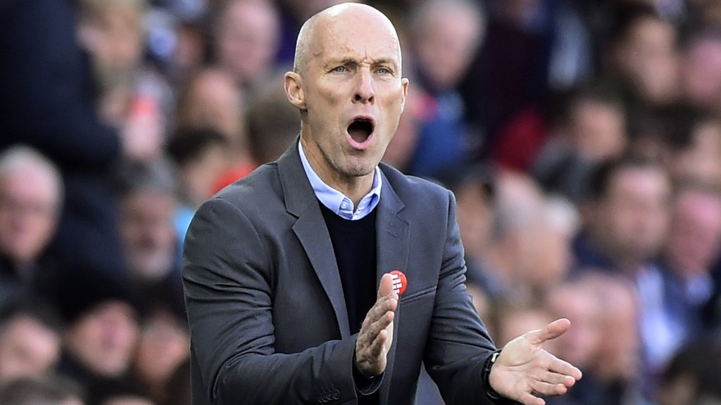 Swansea held by Watford in Bradley's first home game