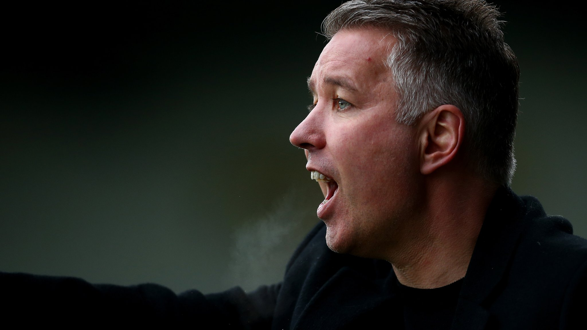 Darren Ferguson: Peterborough United boss signs three-year deal