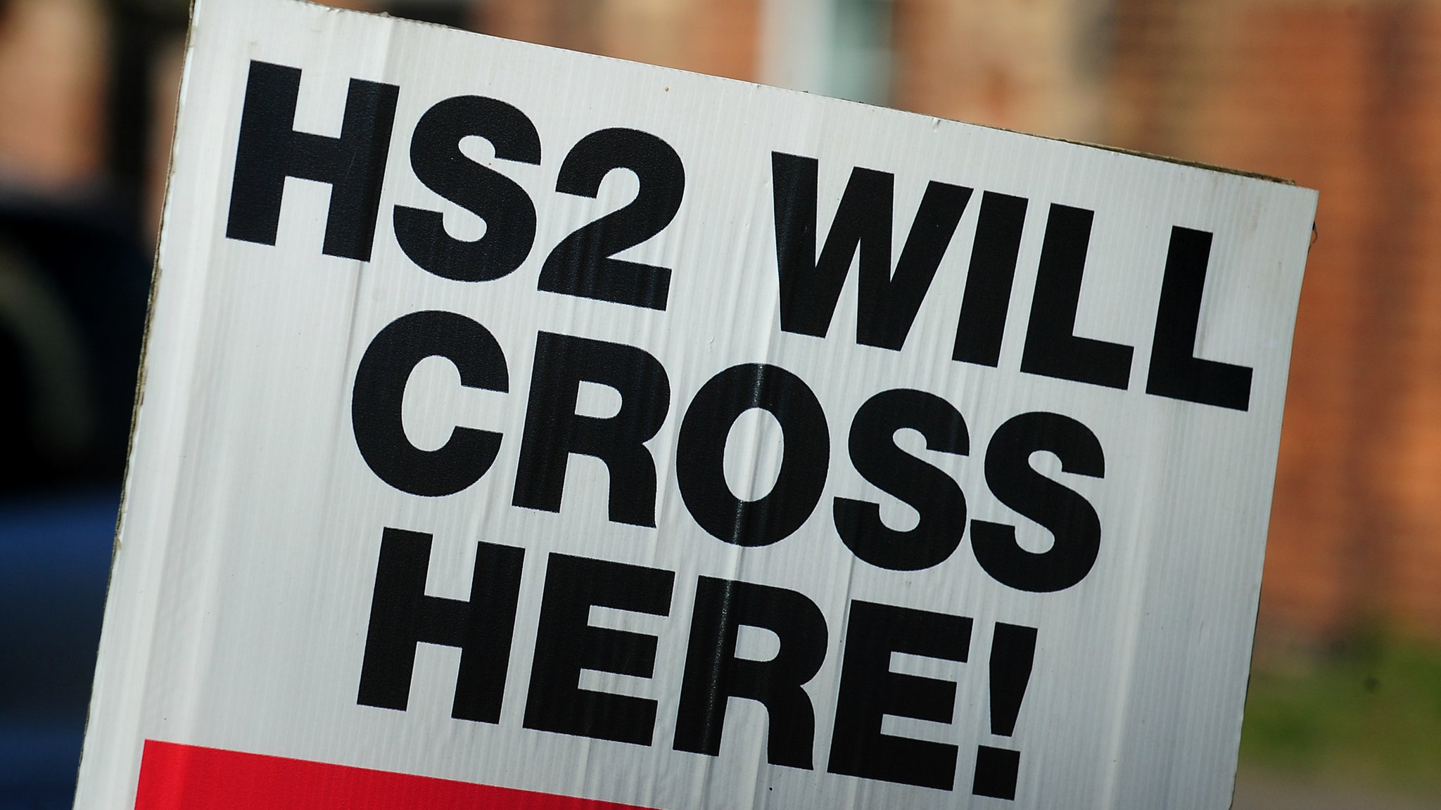 HS2 buys residential properties and land worth £600m