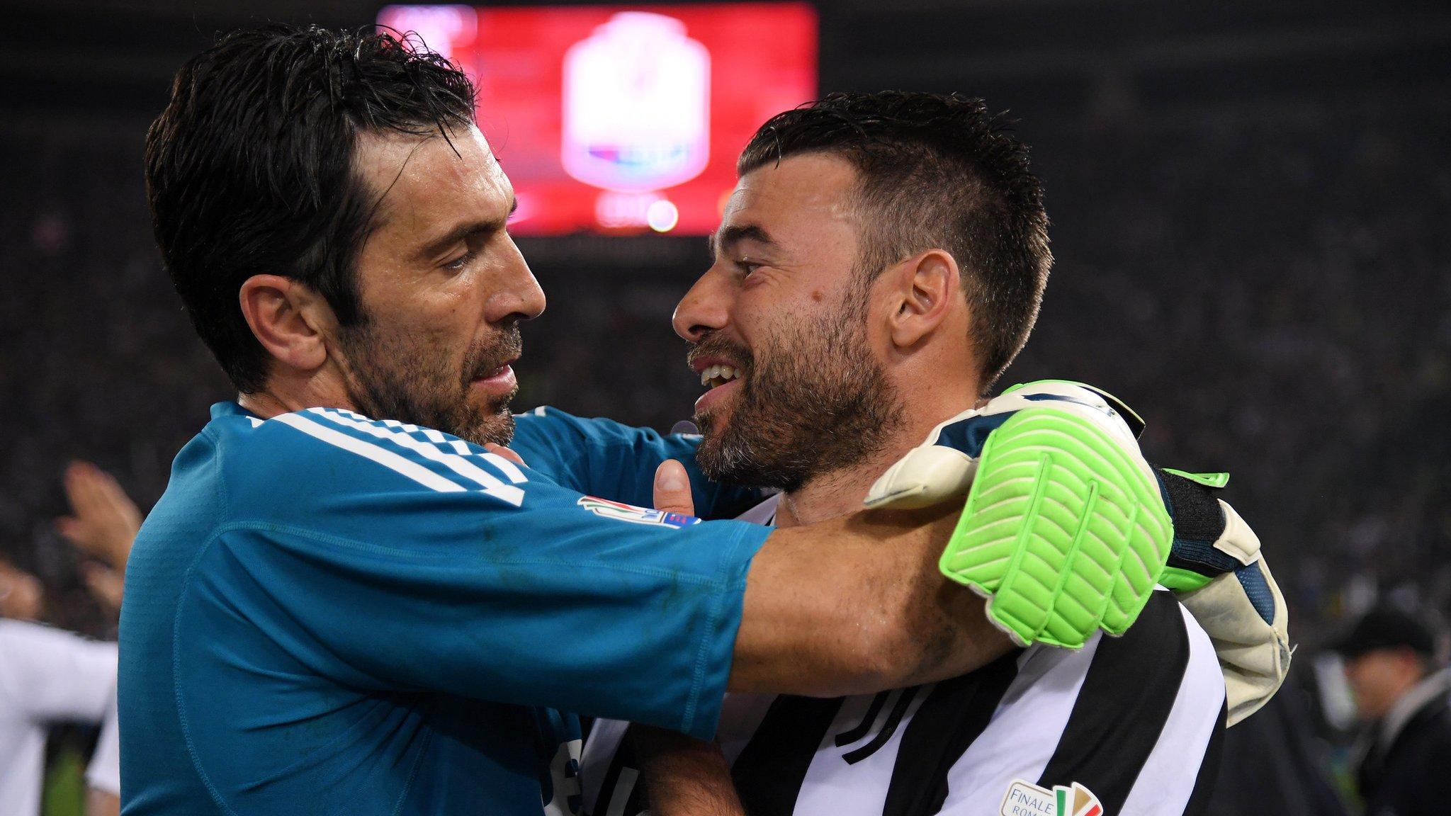 Juventus win fourth Coppa Italia in a row