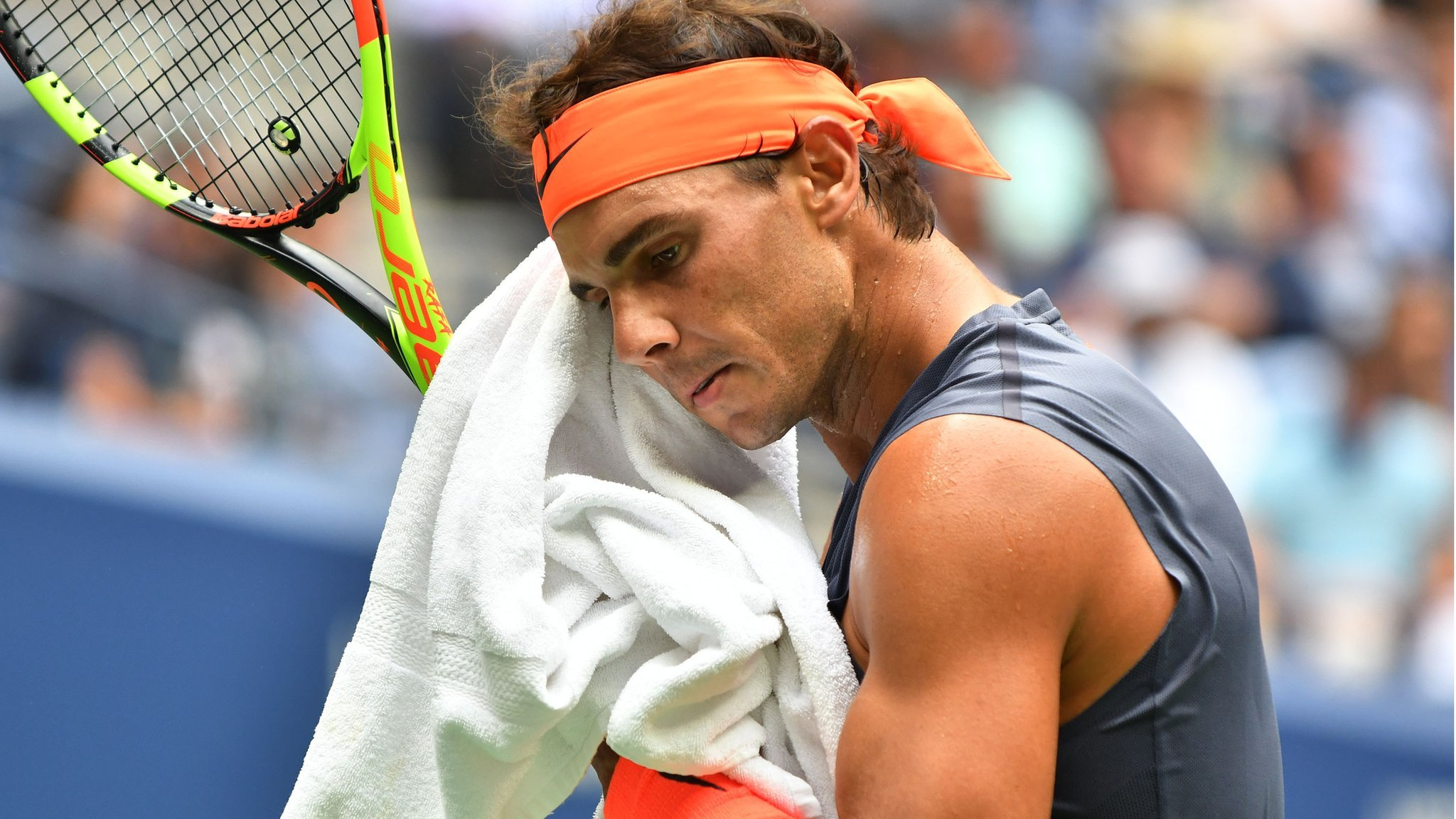 Rafael Nadal withdraws from China Open & Shanghai Masters