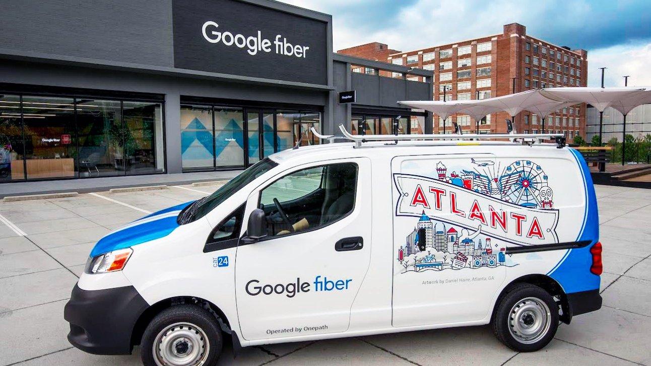 Google Fiber broadband plan scaled back