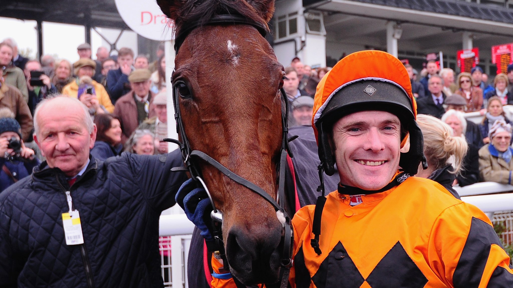 Gold Cup hope Thistlecrack wins novices' chase