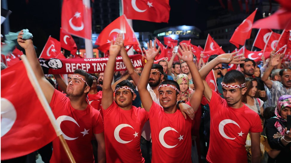 Turkey failed coup: Nephew of US-based cleric Fethullah Gulen held