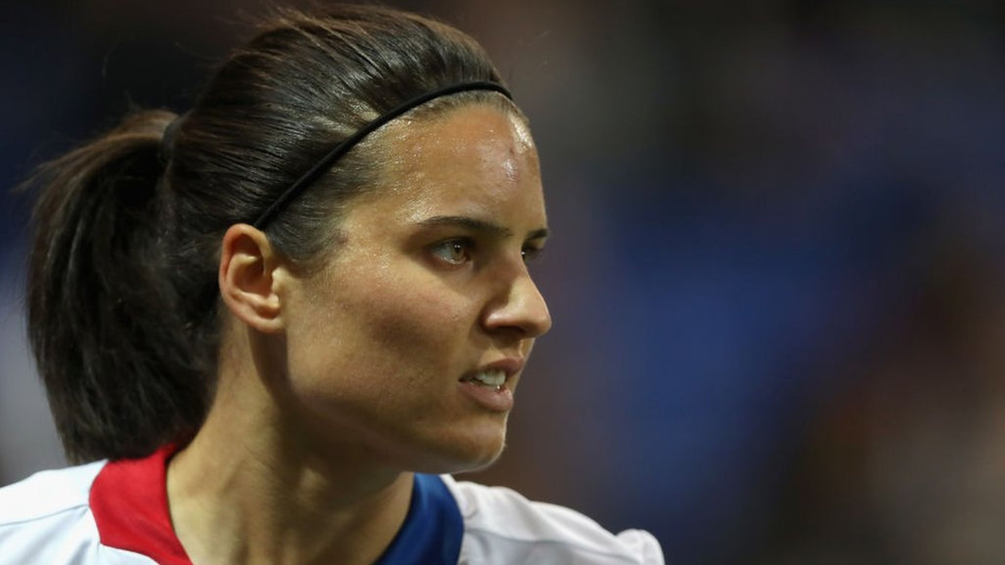 Women's Footballer of the Year contender Dzsenifer Marozsan