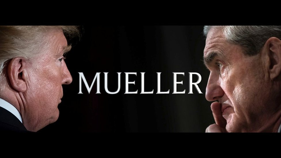 Coming soon... The Mueller Report