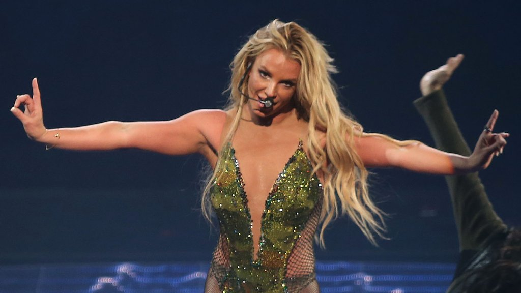 Britney Spears brings Vegas show to London