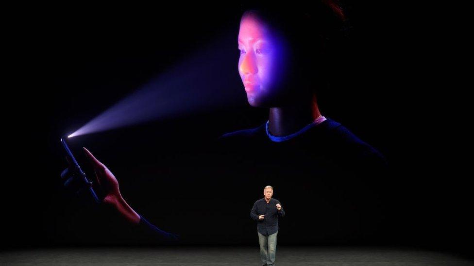 La tecnología que presenta Face ID es la misma que la que usa Samsung en sus celulares.