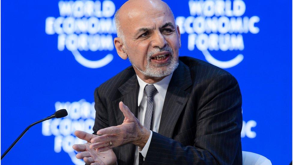 غني: د پاکستان ګټه له افغانستان سره په همکارۍ کې ده