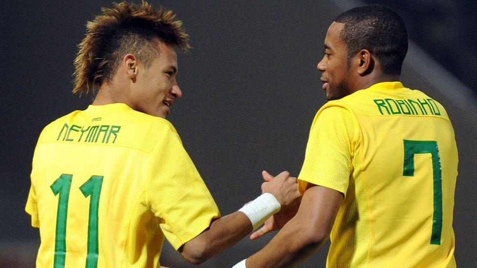Messi se despide de Neymar con video