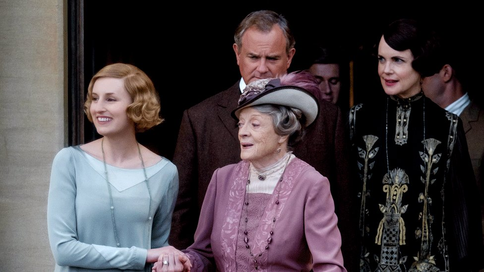 Downton Abbey: Five reveals from the
