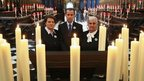 Westminster Abbey memorial service