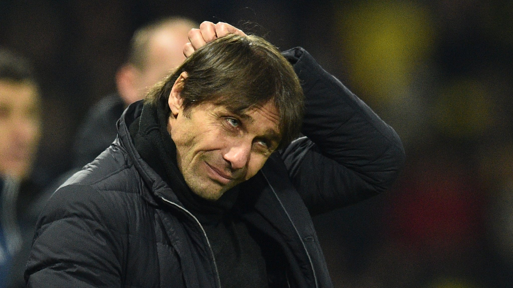 I struggle to get Chelsea signings, says Conte