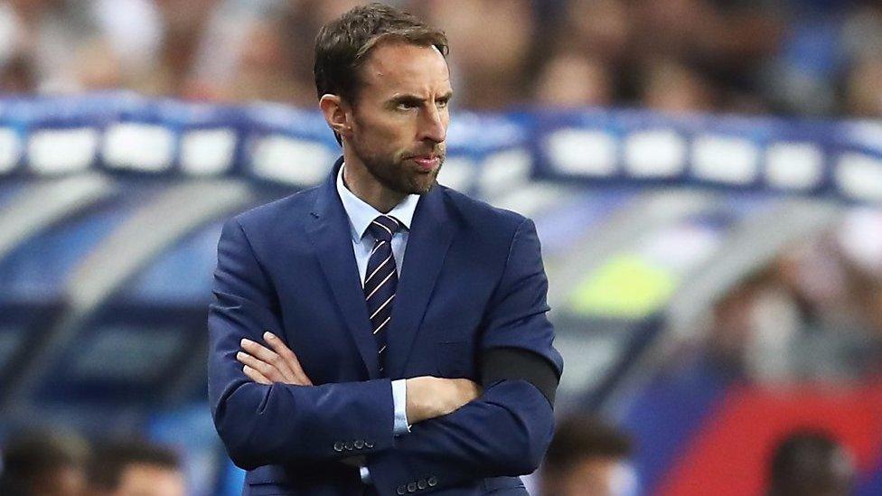 France 3-2 England: We saw the good & bad of England - Gareth Southgate