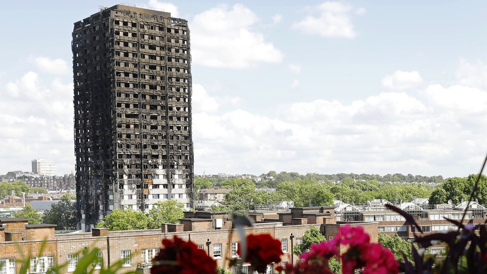 London Fire Brigade advised on Grenfell refurbishment