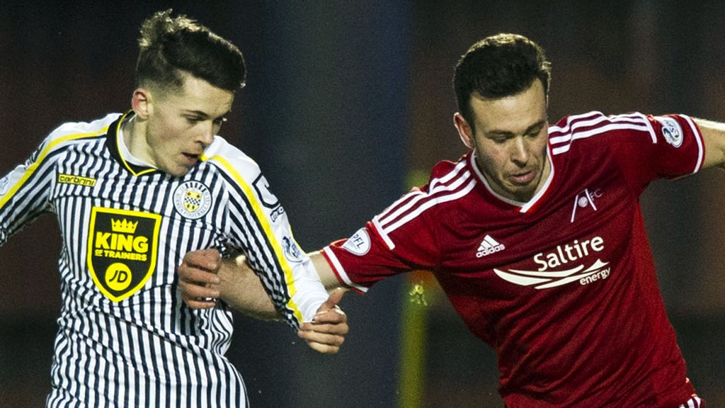 BBC to show Aberdeen v St Mirren in Scottish Cup
