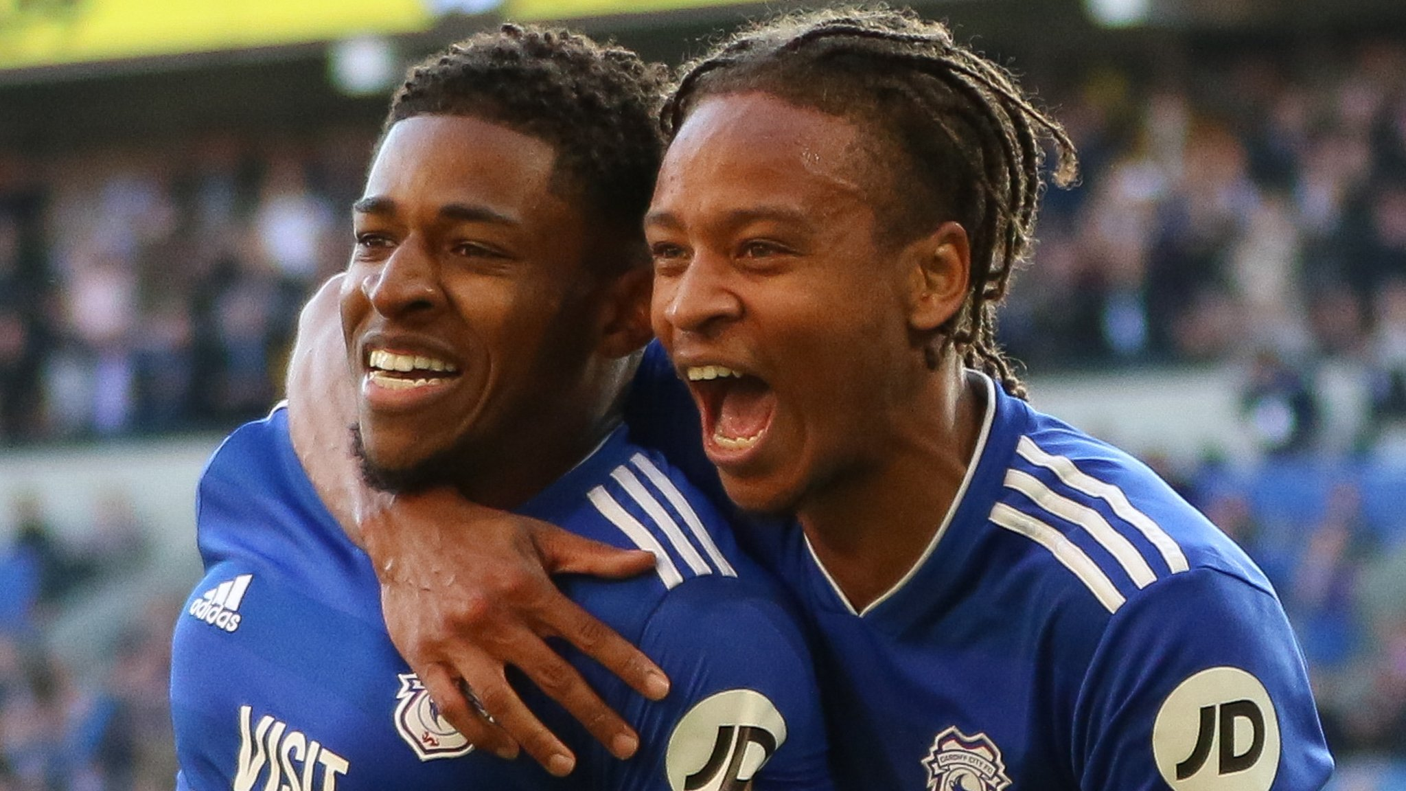 Bobby Reid: Neil Warnock's mind games helping us, says Cardiff forward