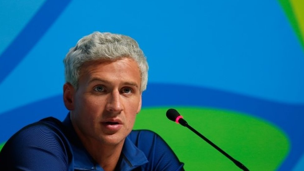 US swimmer Lochte 'won't respond' to Brazil false claim charge