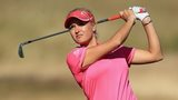 Amy Boulden's first professional win was at the Association Suisse de golf Open in May 2014