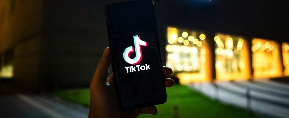 TikTok phone