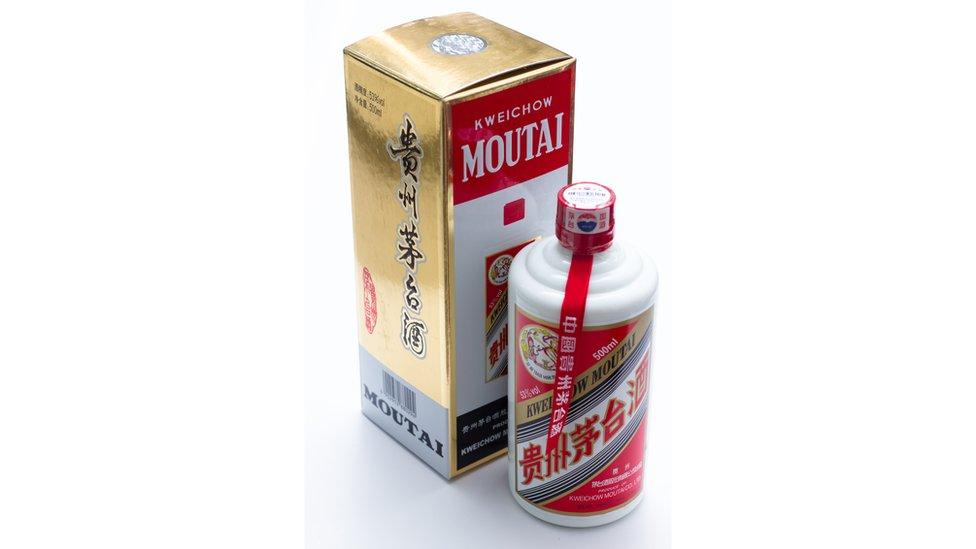 El precio del Moutai suele ser de tres cifras. (Foto: pengpeng)