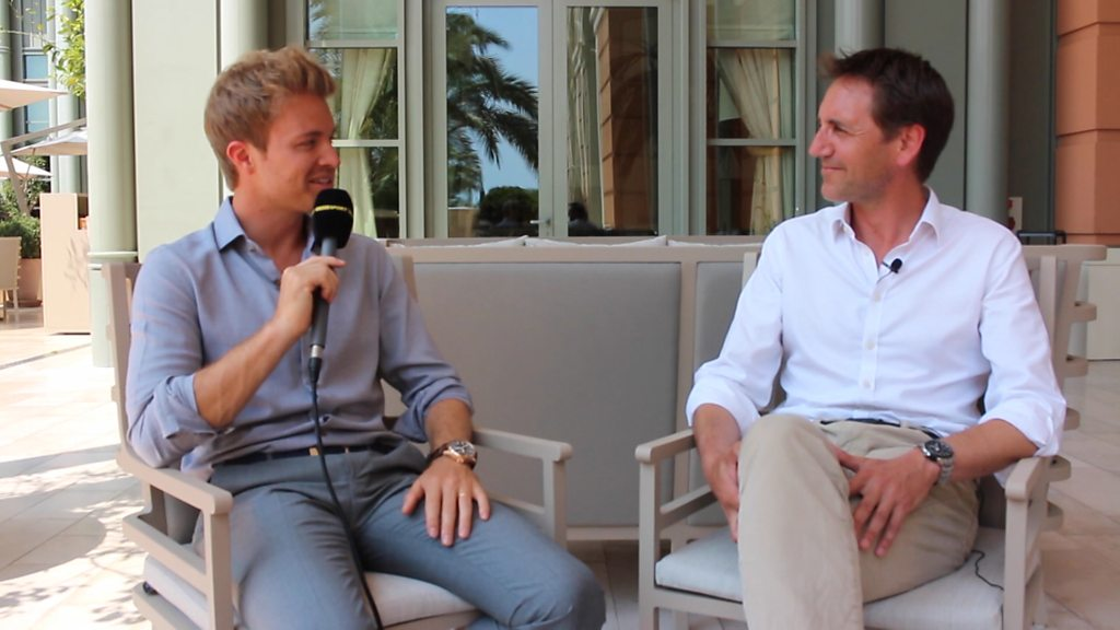 I do not miss F1, says retired champion Rosberg