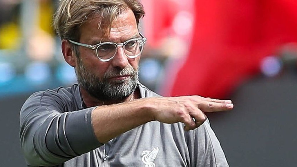 'We have the highest ambitions, 100%' - Klopp says Reds' 'next step' is trophies