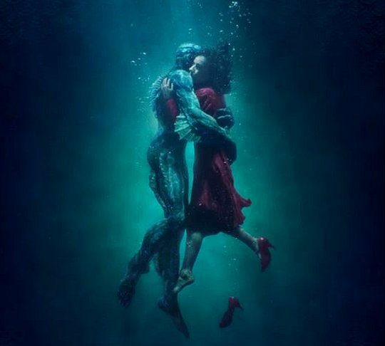 """Escena de """"La forma del agua"""" (Foto: Cortesía ed Fox Searchlight)"""