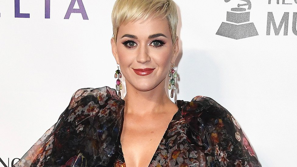 Katy Perry 'saddened' by blackface claims about her shoe range