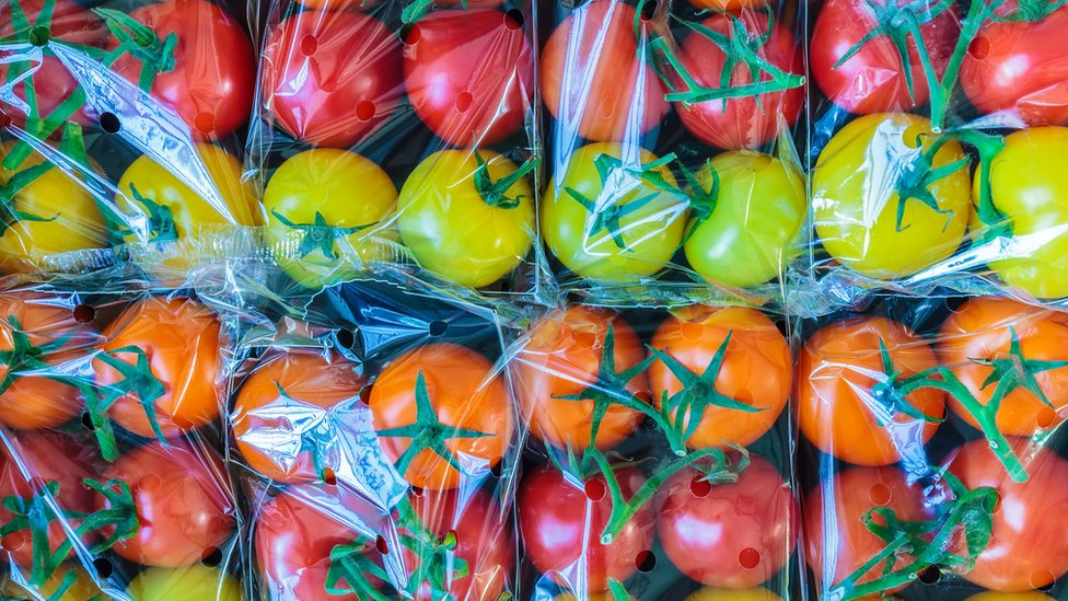How to solve the plastic packaging paradox